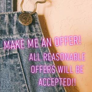 Other - Will accept ALL offers!